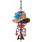 PK2003 Bonnie Bell Small Bird Toy