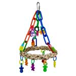 PK2005 Jungle Ring Small Bird Toy