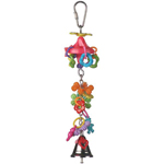 SB1084 Charmed, I'm Sure Small Bird Toy