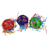 SB760 Waffle Ball Stuffers Bird Toy