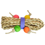 SB929 Mini Seagrass Tumbler Bird Toy