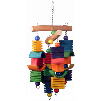 SB1118 Groove Mobile XL Bird Toy